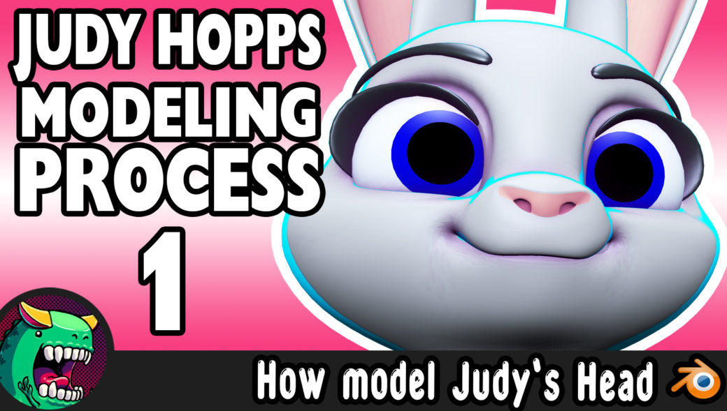 live stream workflow Judy Hopps for 3d printer