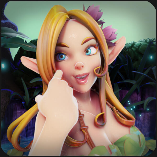 "Elf Diorama ""Original Concept"""