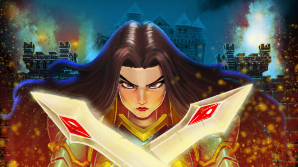 Marion Hellen Game Promotion Clash of Warlords